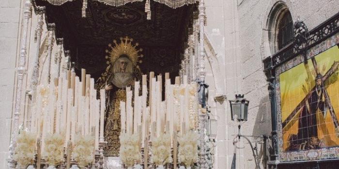 II Aniversario Coronación Canónica – Solemne Función en la Iglesia de San Lucas.