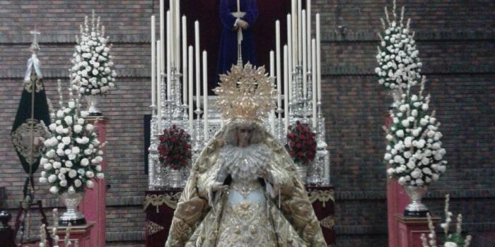 II Aniversario Coronación Canónica – Besamanos Extraordinario de Ntra. Sra. de la Esperanza Coronada.