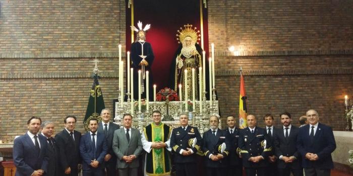 Misa fallecidos Armada Española y Guardia Civil