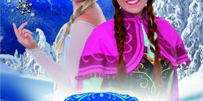 Grupo Joven: Musical, Frozen el Reino del Hielo