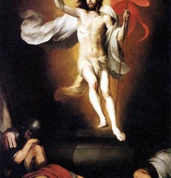 FELIZ PASCUA DE RESURRECCION.