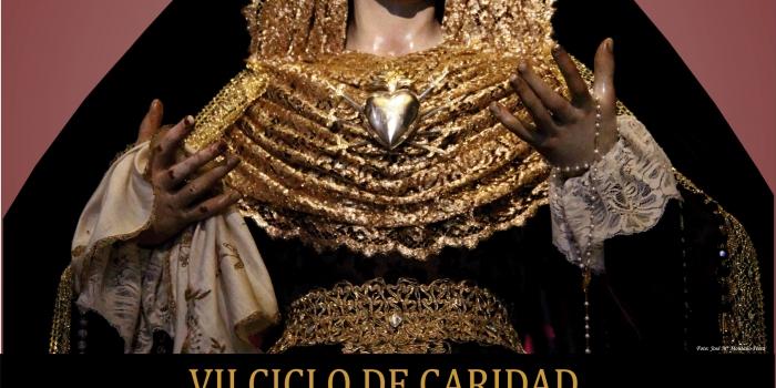 VII CICLO DE CARIDAD ESPERANZA DE LA YEDRA CORONADA