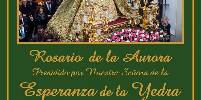 ROSARIO DE LA AURORA, DE NTRA. SRA. DE LA ESPERANZA CORONADA