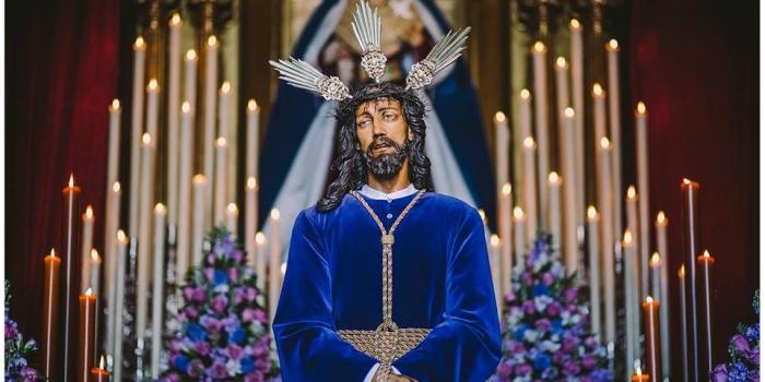 SOLEMNE CEREMONIA DE BESAPIES A NUESTRO PADRE JESÚS DE LA SENTENCIA Y HUMILDAD
