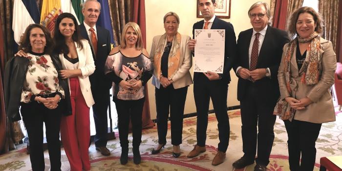 Nuestro Hermano, D. Ismael Jordi, elegido 'Embajador cultural de Jerez en la lírica'