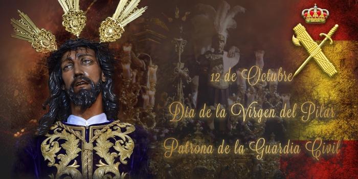 Festividad de la Virgen del Pilar, Patrona de la Guardia Civil