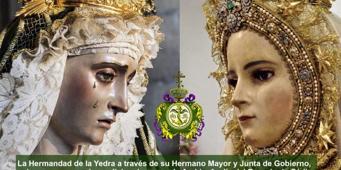 Incondicional apoyo a la Archicofradía del Rosario de Cádiz