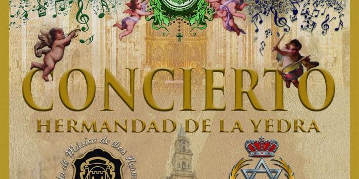 La Hermandad de la Yedra une la música de la Estrella y Santa Ana en un Concierto Único