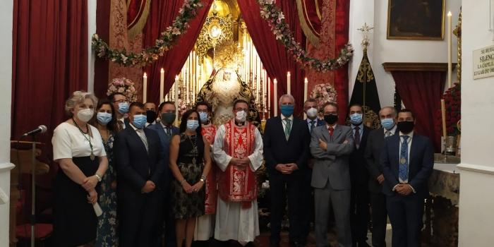Función Solemne VII Aniversario Coronación Canónica de Nuestra Señora de la Esperanza