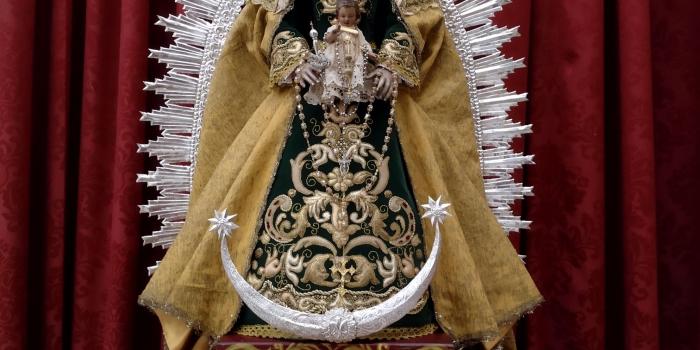 Feliz día de Nuestra Señora del Rosario