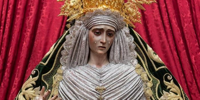 Solemne Veneración la Bendita Imagen de Ntra. Sra. de la Esperanza